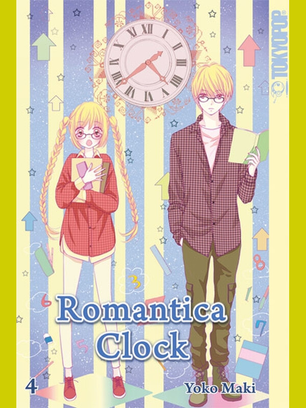 Romantica Clock Band 4