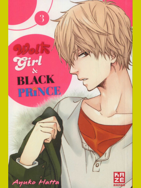 Wolf Girl & Black Prince Band 3