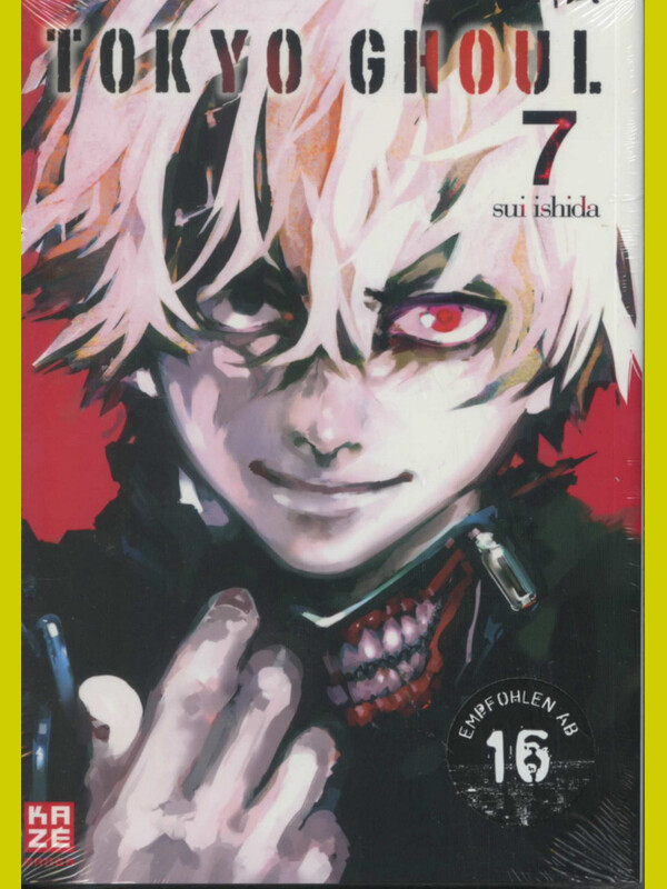 Tokyo Ghoul Band 7