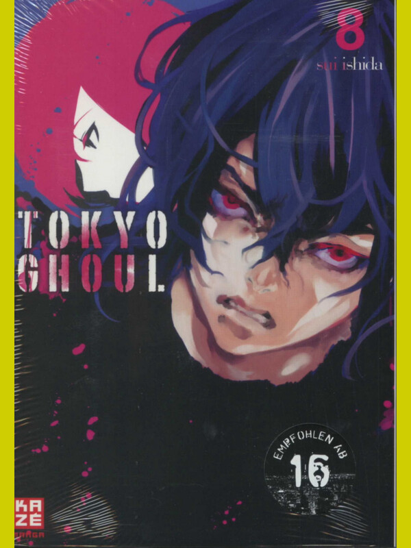 Tokyo Ghoul Band 8
