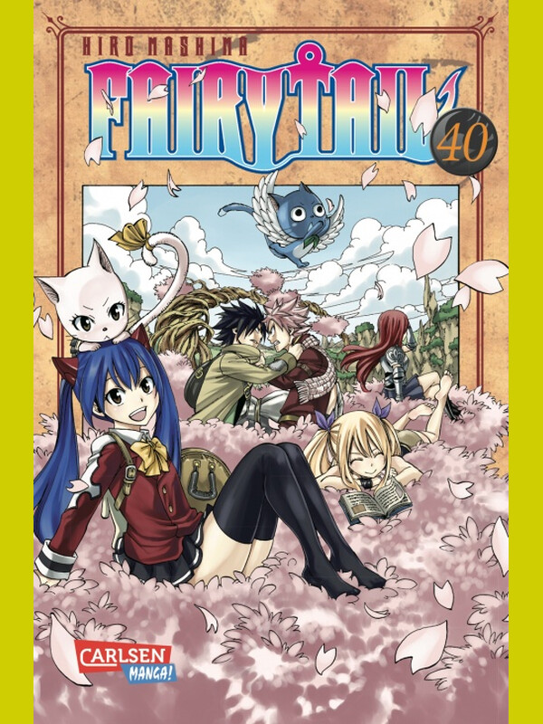 FAIRY TAIL Band 40