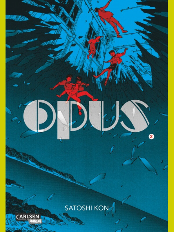 Opus Band 2 (Softcover)