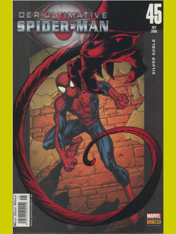 DER ULTIMATIVE SPIDER-MAN 45