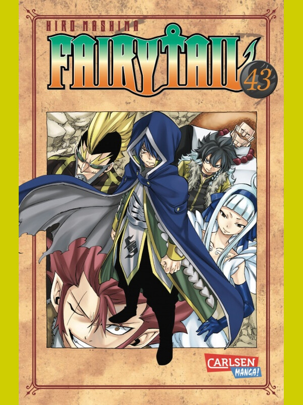 FAIRY TAIL Band 43