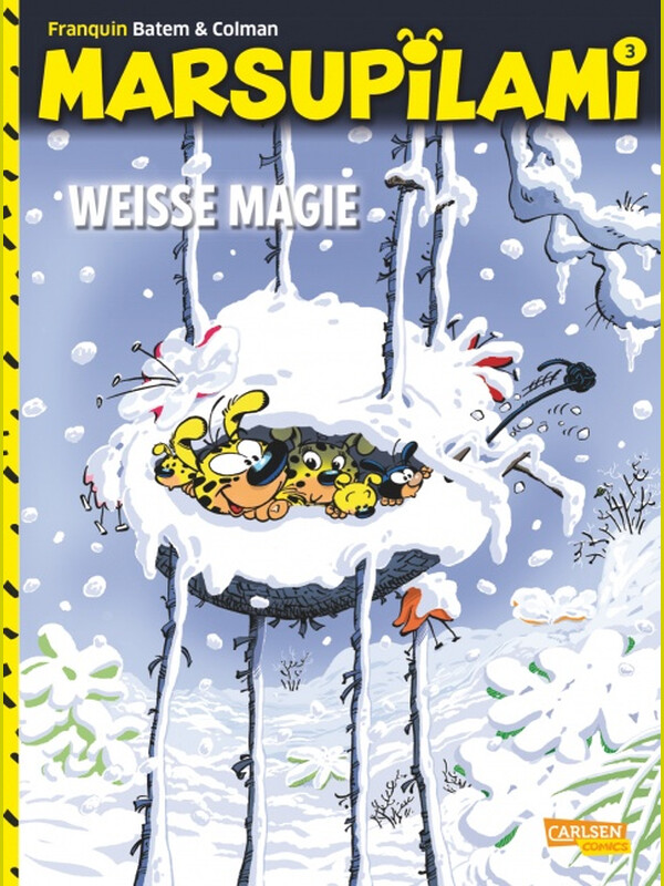 Marsupilami Band 3 Weisse Magie