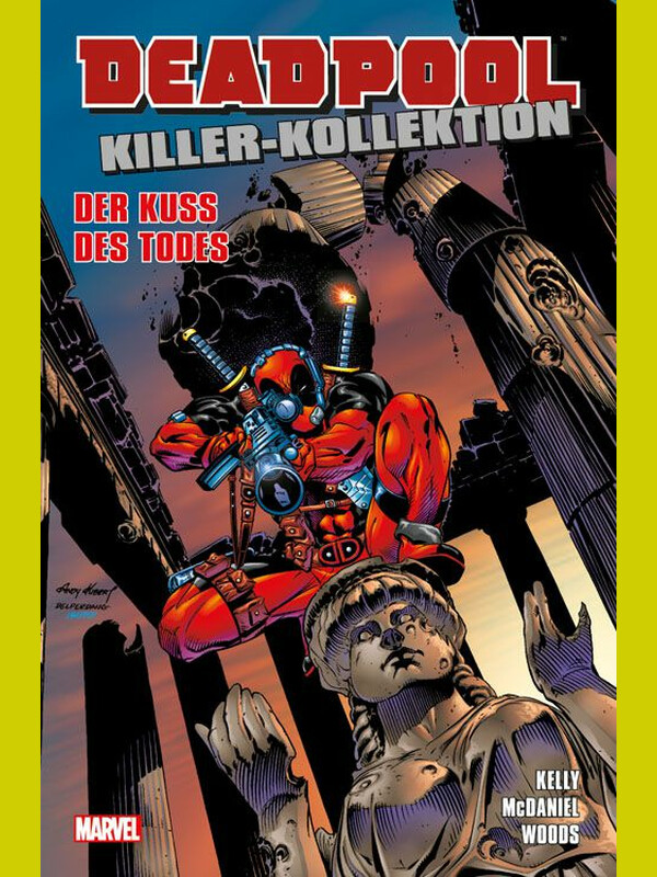 DEADPOOL KILLER-KOLLEKTION 5: DER KUSS DES TODES SC