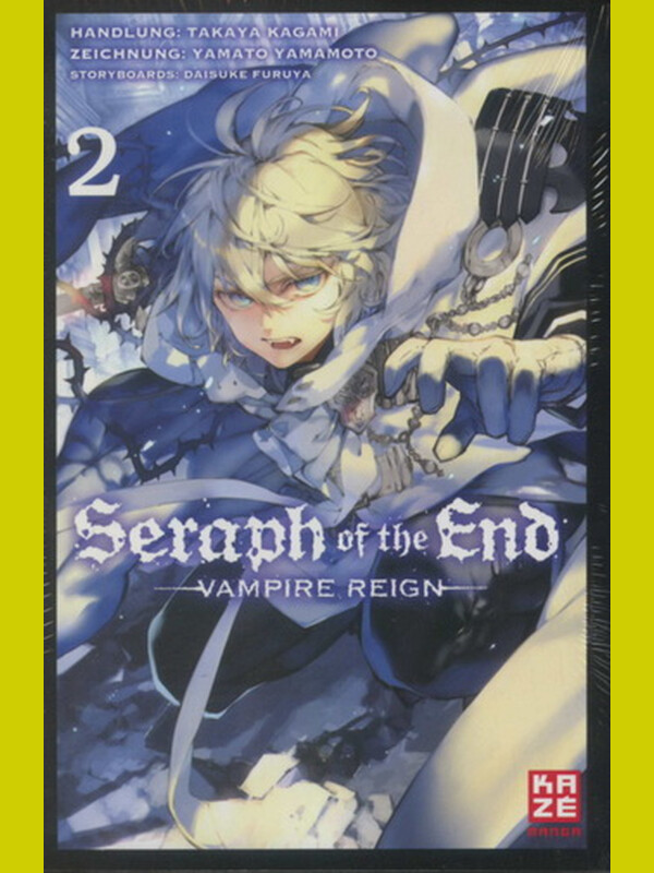Seraph of the End  Band 2