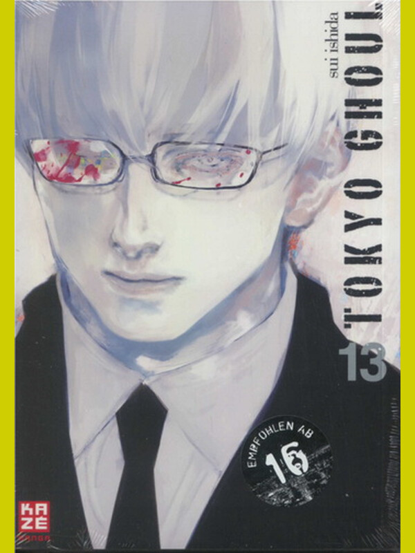 Tokyo Ghoul Band 13