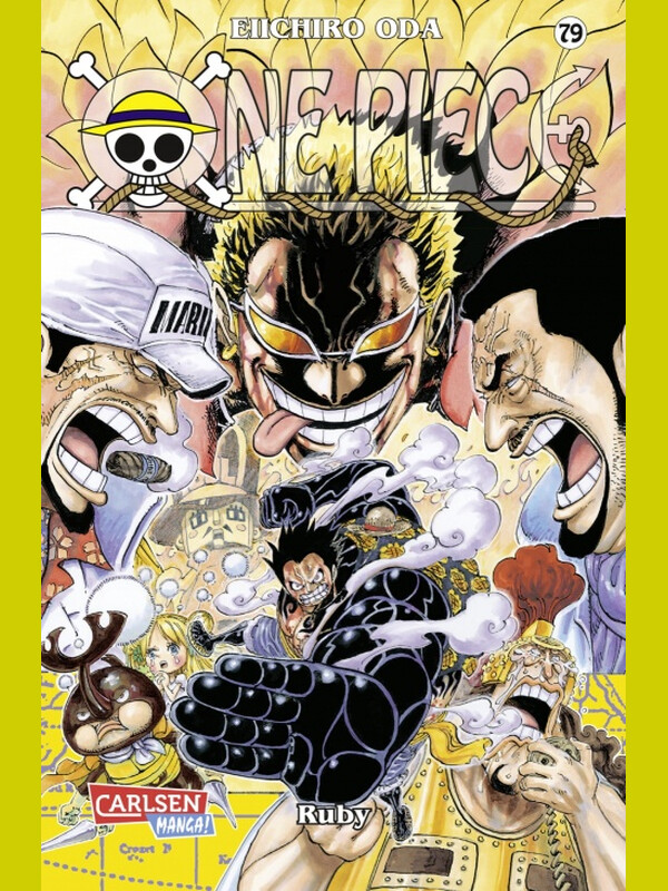 ONE PIECE Band 79