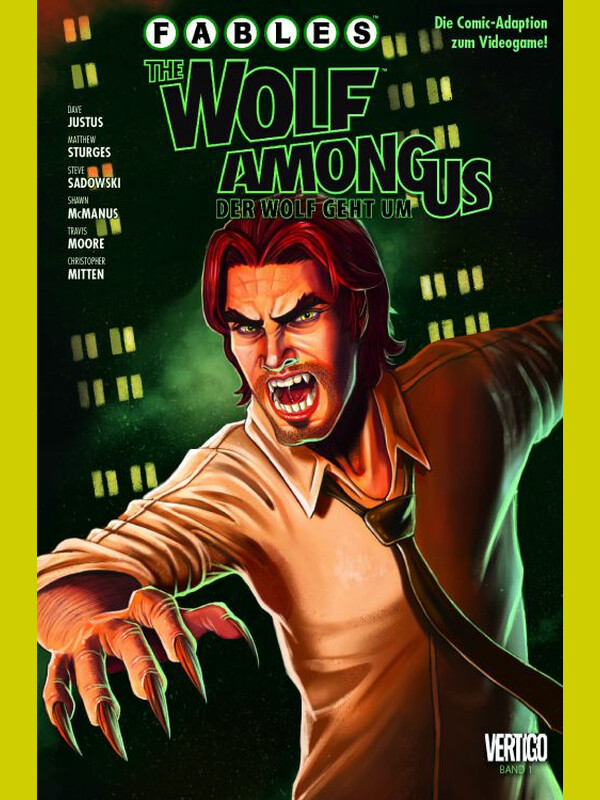 FABLES - THE WOLF AMONG US: DER WOLF GEHT UM 1