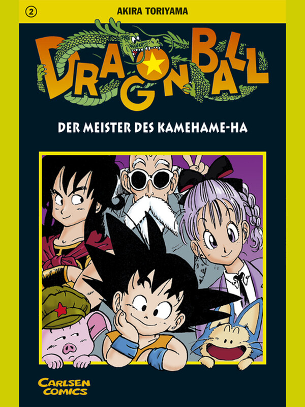 DRAGON BALL Band 2
