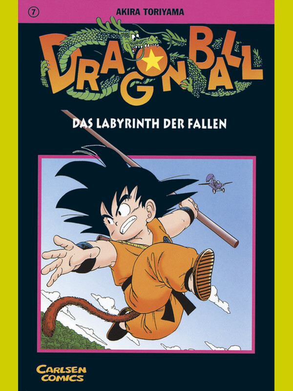 DRAGON BALL Band 7
