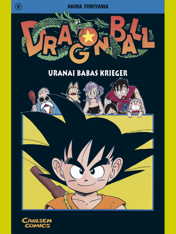 DRAGON BALL Band 9