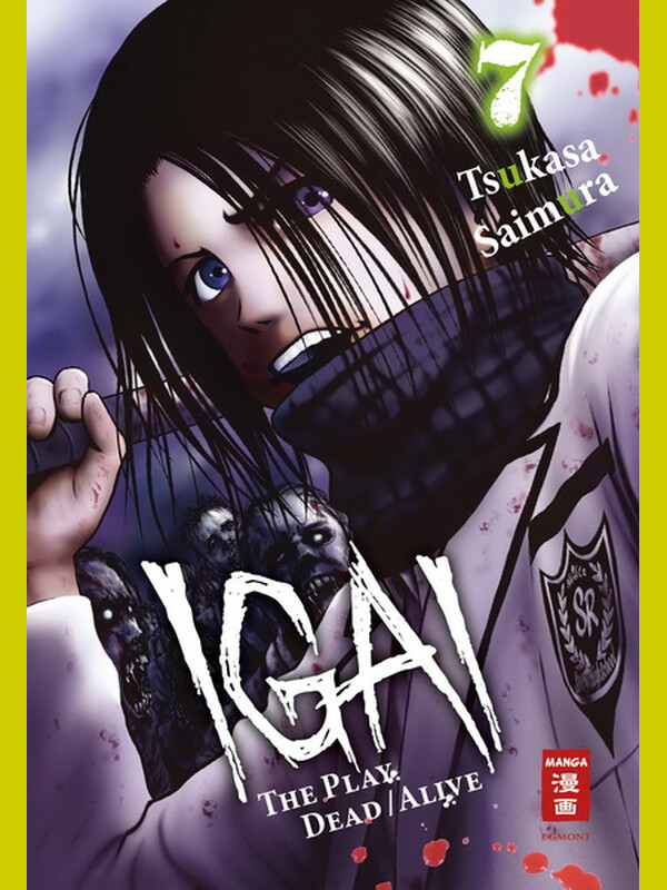 Igai - The Play Dead/Alive Band 7