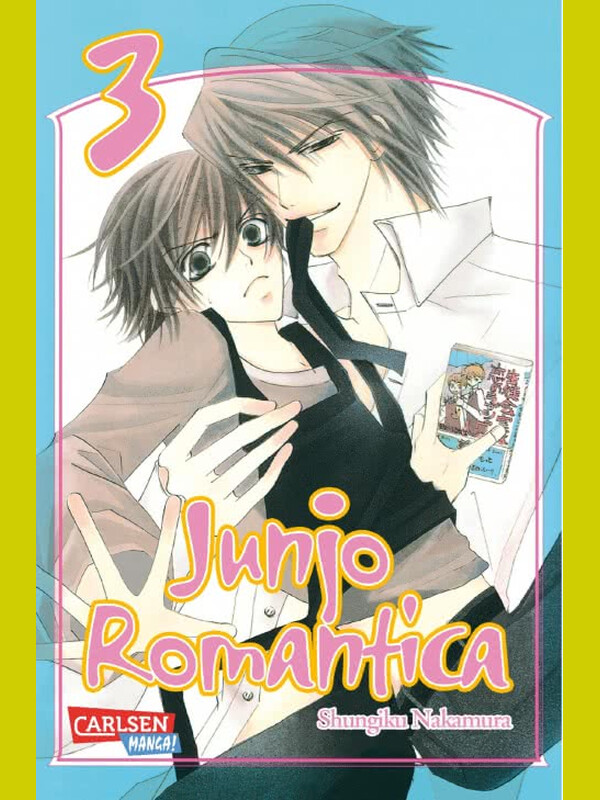 JUNJO ROMANTICA Band 3