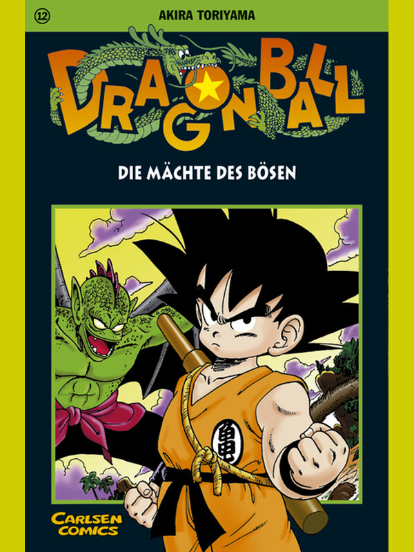 DRAGON BALL Band 12