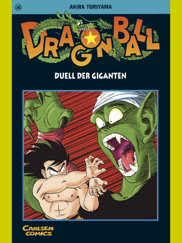 DRAGON BALL Band 16