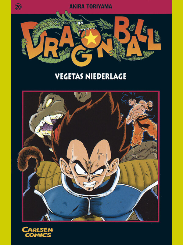 DRAGON BALL Band 20
