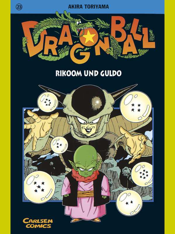 DRAGON BALL Band 23