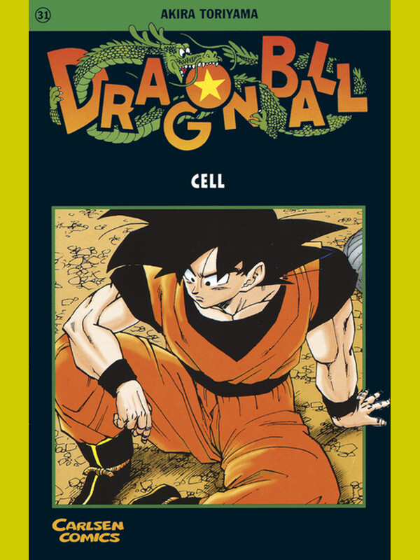 DRAGON BALL Band 31