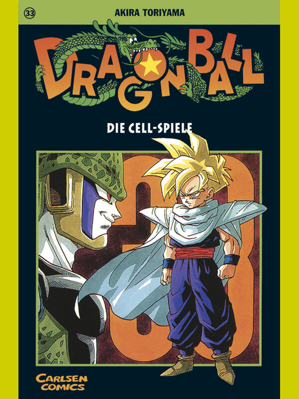 DRAGON BALL Band 33