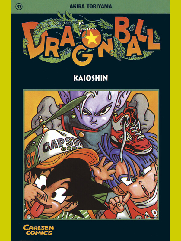 DRAGON BALL Band 37