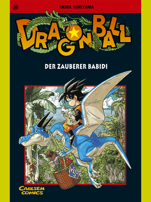 DRAGON BALL Band 38