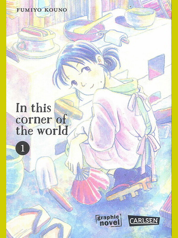 In this corner of the world 1 (Softcover)