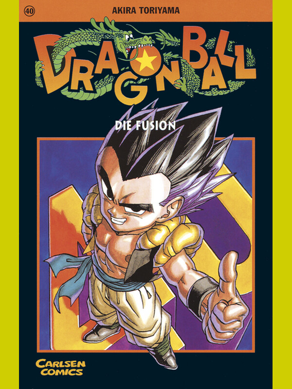DRAGON BALL Band 40