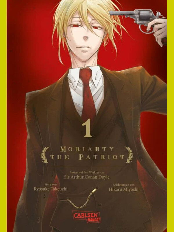 Moriarty the Patriot  Band 1 ( Deutsch )