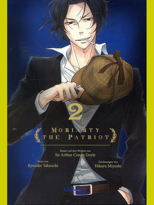 Moriarty the Patriot  Band 2 ( Deutsch )