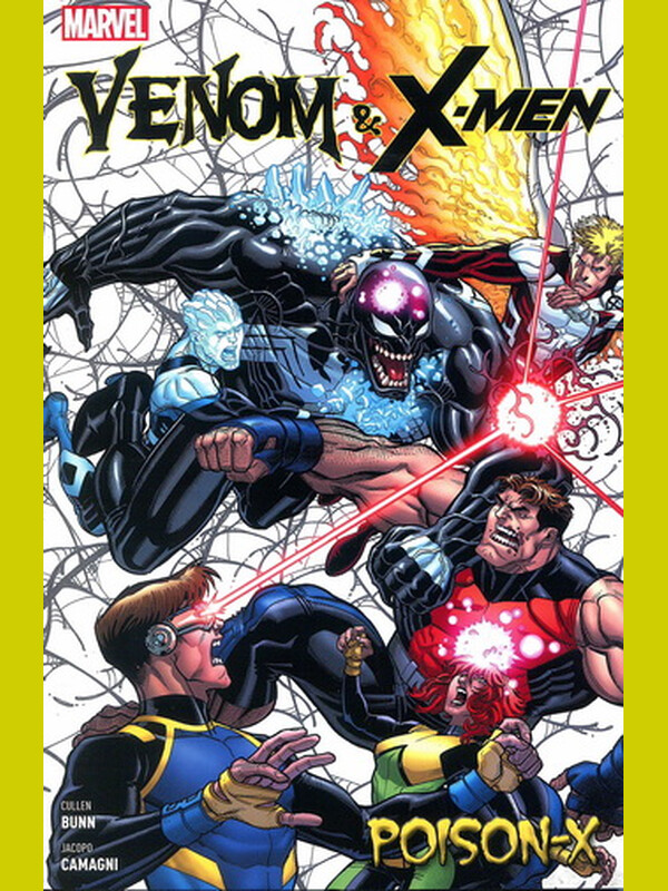VENOM & X-MEN: POISON-X - SC