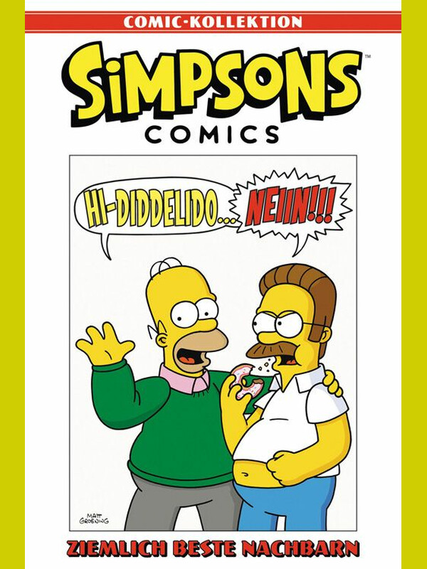 SIMPSONS COMIC-KOLLEKTION BAND 22 - Ziemlich beste...