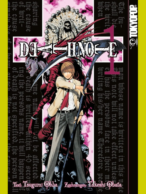DEATH NOTE - Band 1
