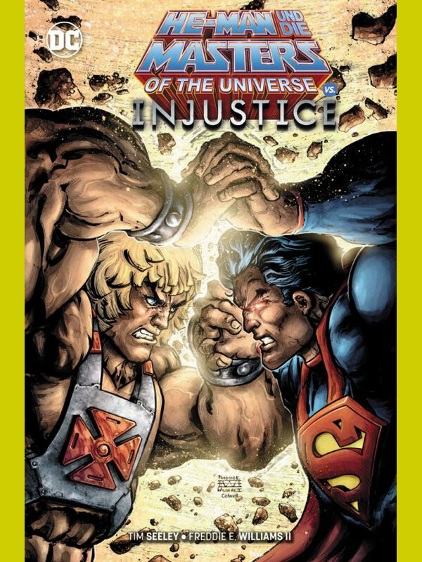 He-Man und die Masters of the Universe vs. Injustice SC