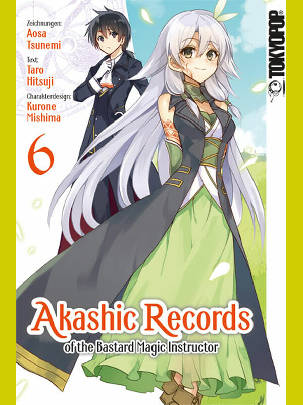 Akashic Records of the Bastard Magic Instructor Band 6 (...