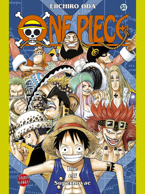ONE PIECE Band 51