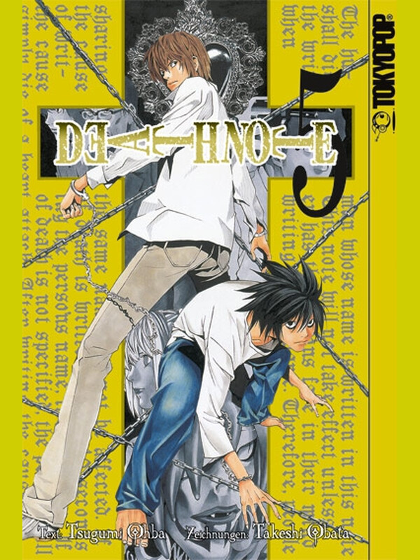 DEATH NOTE - Band 5
