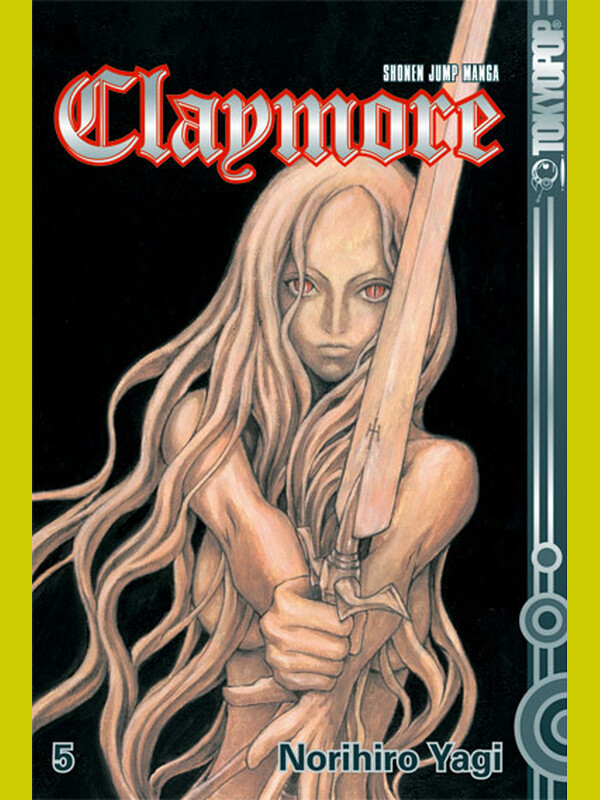 CLAYMORE - Band 5