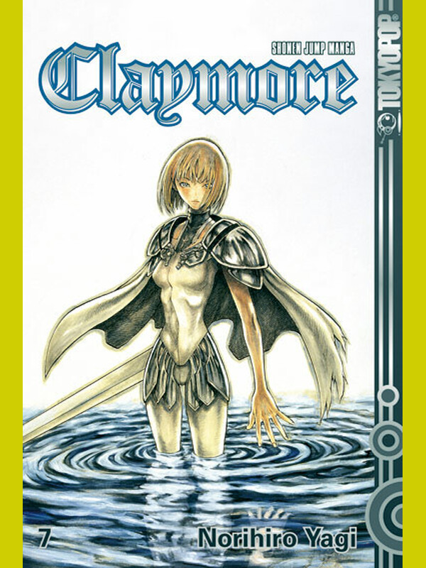 CLAYMORE - Band 7