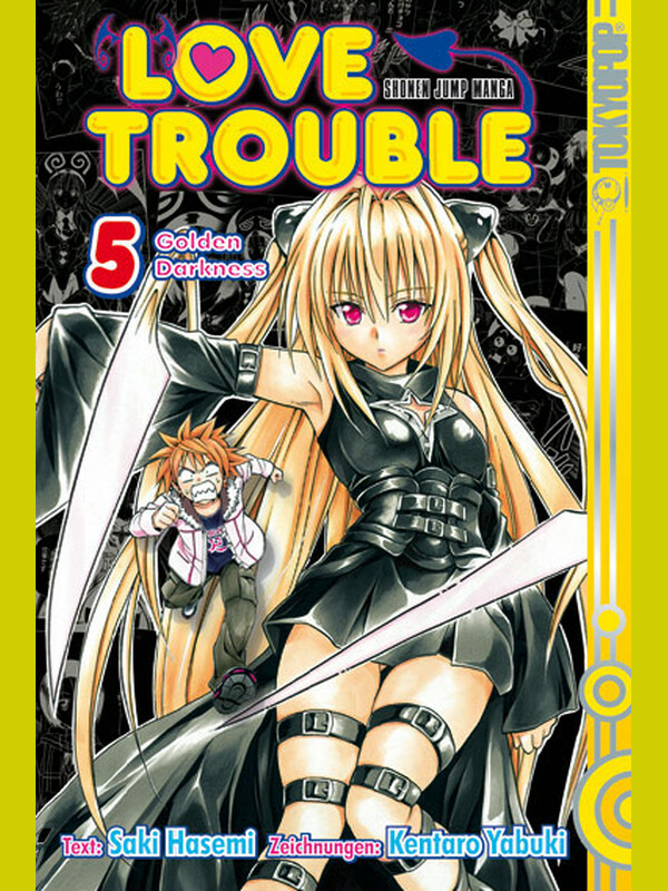 LOVE TROUBLE Band 5