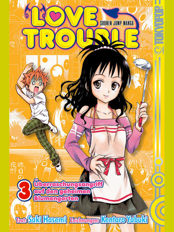 LOVE TROUBLE Band 3