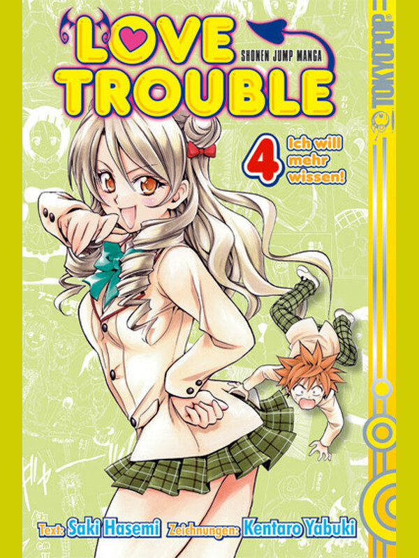 LOVE TROUBLE Band 4