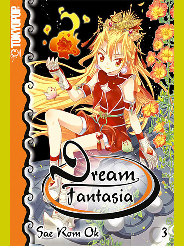 DREAM FANTASIA - Band 3