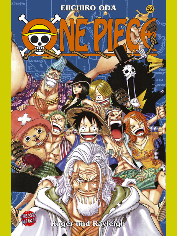ONE PIECE Band 52