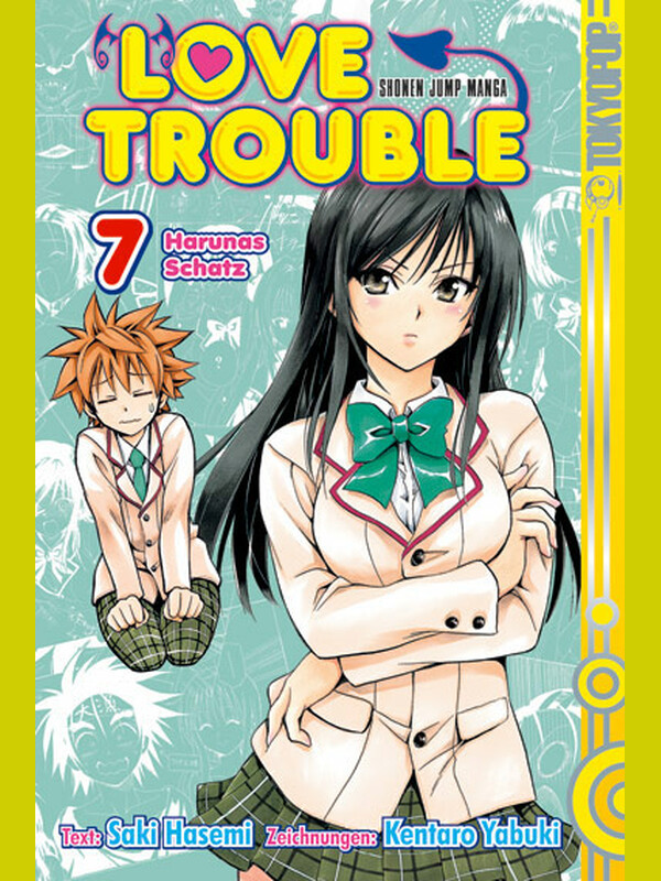 LOVE TROUBLE Band 7