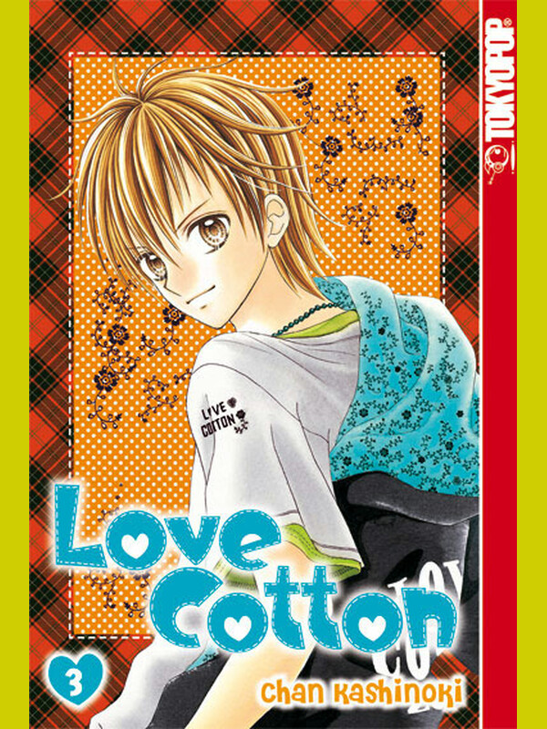 LOVE COTTON - Band 3