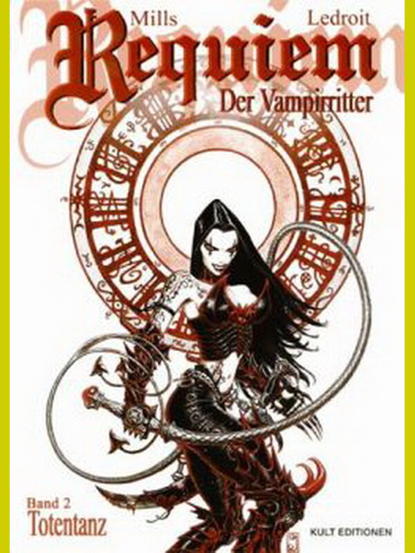 Requiem der Vampirritter Band 2