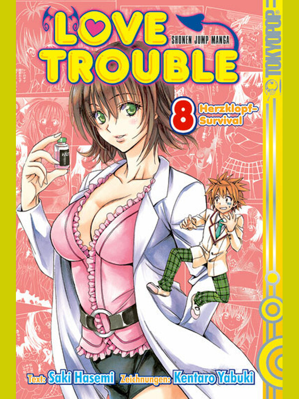 LOVE TROUBLE Band 8