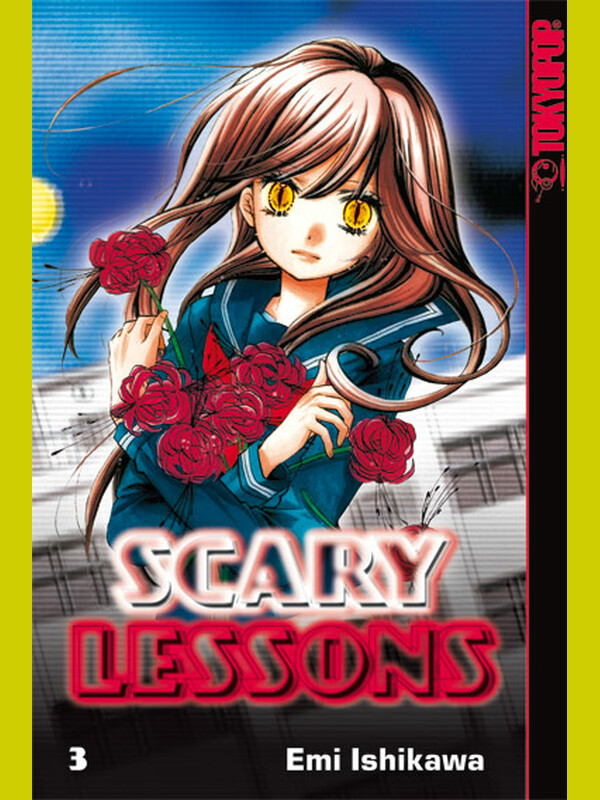 SCARY LESSONS  - Band 3